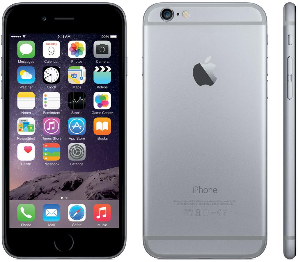 Naprawa telefonów firmy Apple