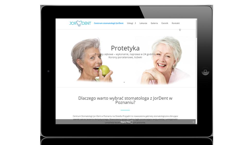 strona-stomatologa-wersja-na-tablet